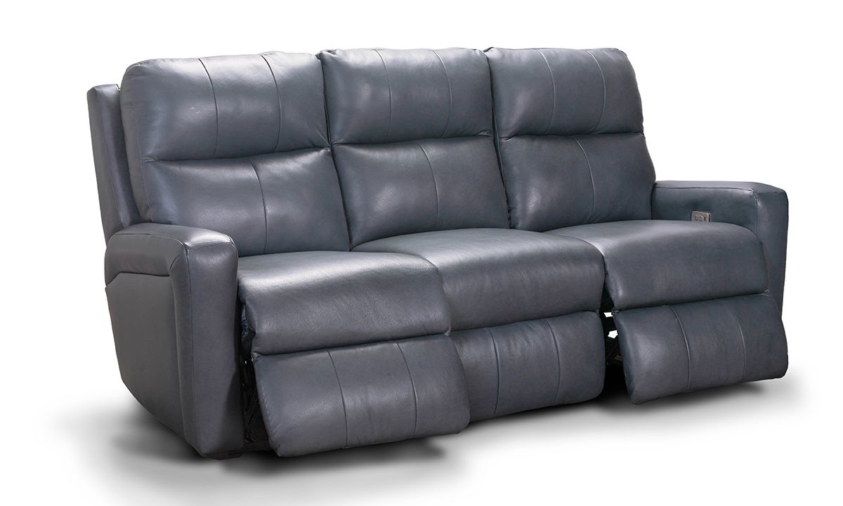 Picture of Infinite Motion Metro Horizon Dual Power Reclining Leather Sofa