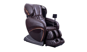 Picture of Cozzia Fortitude Brown Massage and Heat Therapy Power Recliner