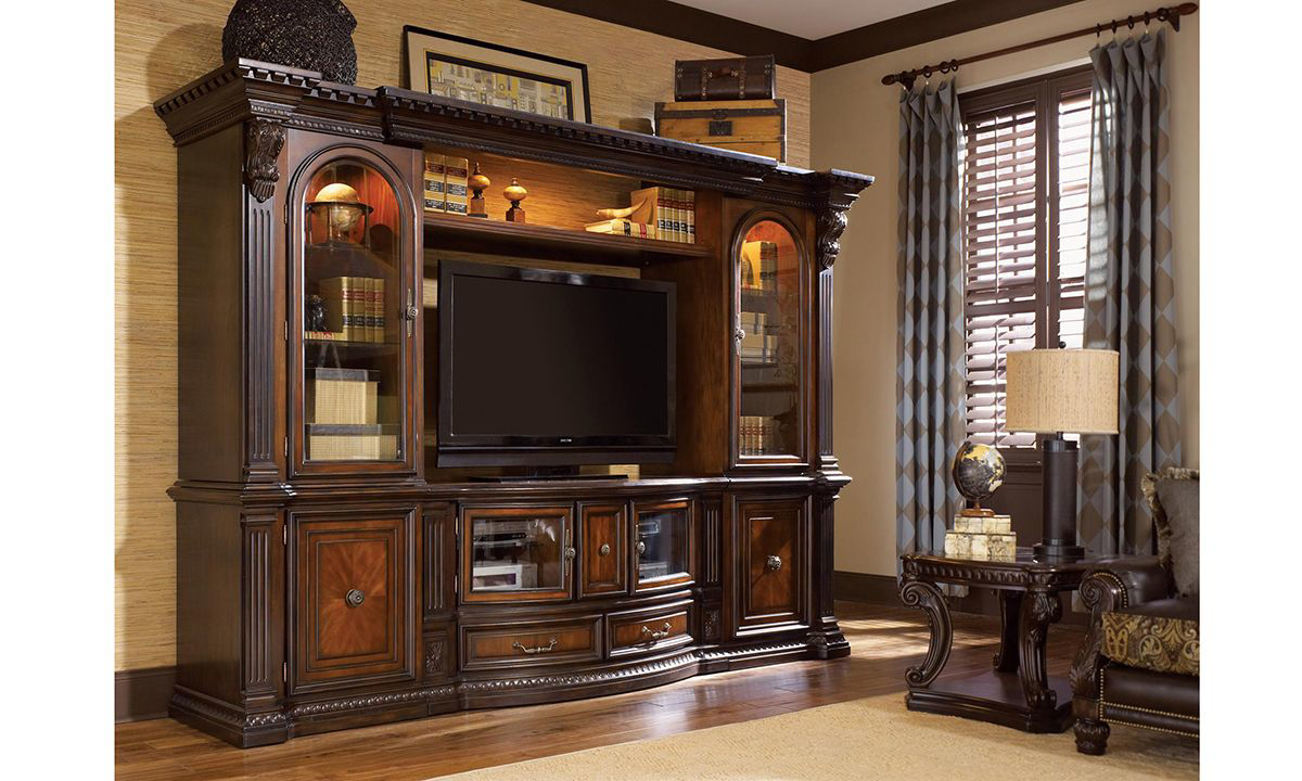 Picture of Grand Estates Entertainment Wall Unit