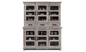 Picture of East Hampton Breakfront China Cabinet