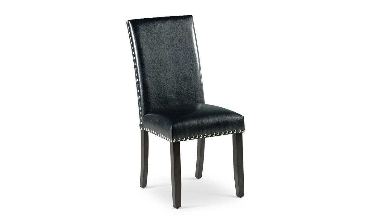 Westby Black Dining Parsons Chair
