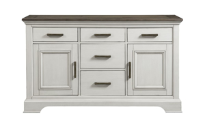 Picture of Drake French Oak Sideboard