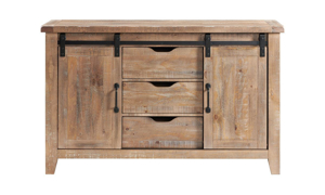 Picture of Highland Sandwash Solid Pine Sideboard