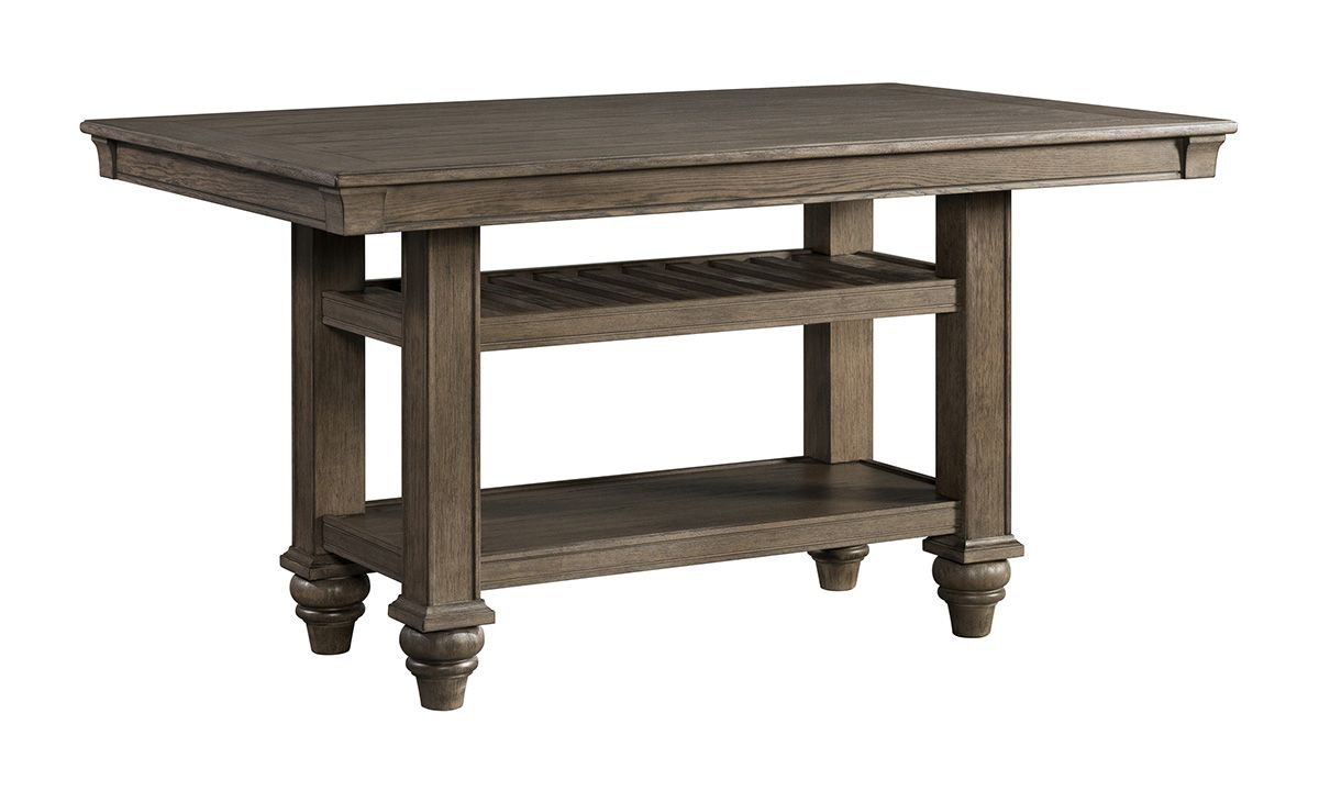 Picture of Balboa Park Roasted Oak Counter Height Dining Table