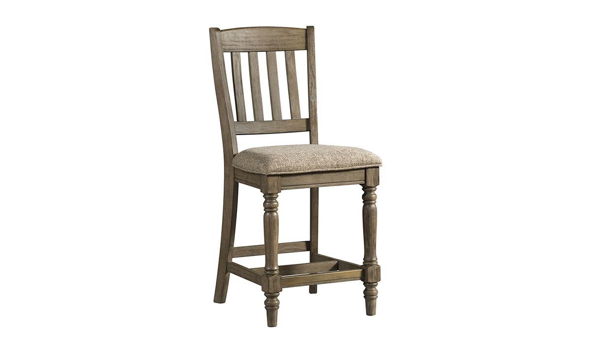 Picture of Balboa Park Roasted Oak Counter Height Stool