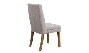 Riverdale Driftwood Upholstered Side Chair