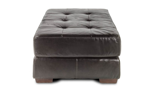Picture of Rocky Mountain Leather Mayfair Deluxe Cocktail Ottoman