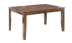 Kona Brandy Solid Mango Wood Dining Table