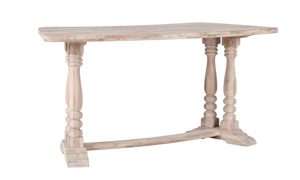 Picture of Magnolia Home Pinnacle Natural Curved Desk