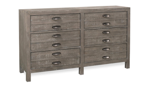 Radiata River Rock 6-Drawer Dresser