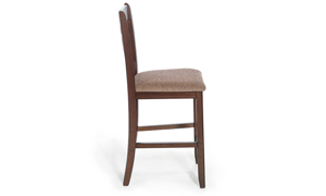 Picture of Mission Cherry Lattice Back Dining Chair