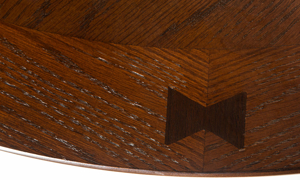 Picture of Mission Cherry Counter Height Dining Table