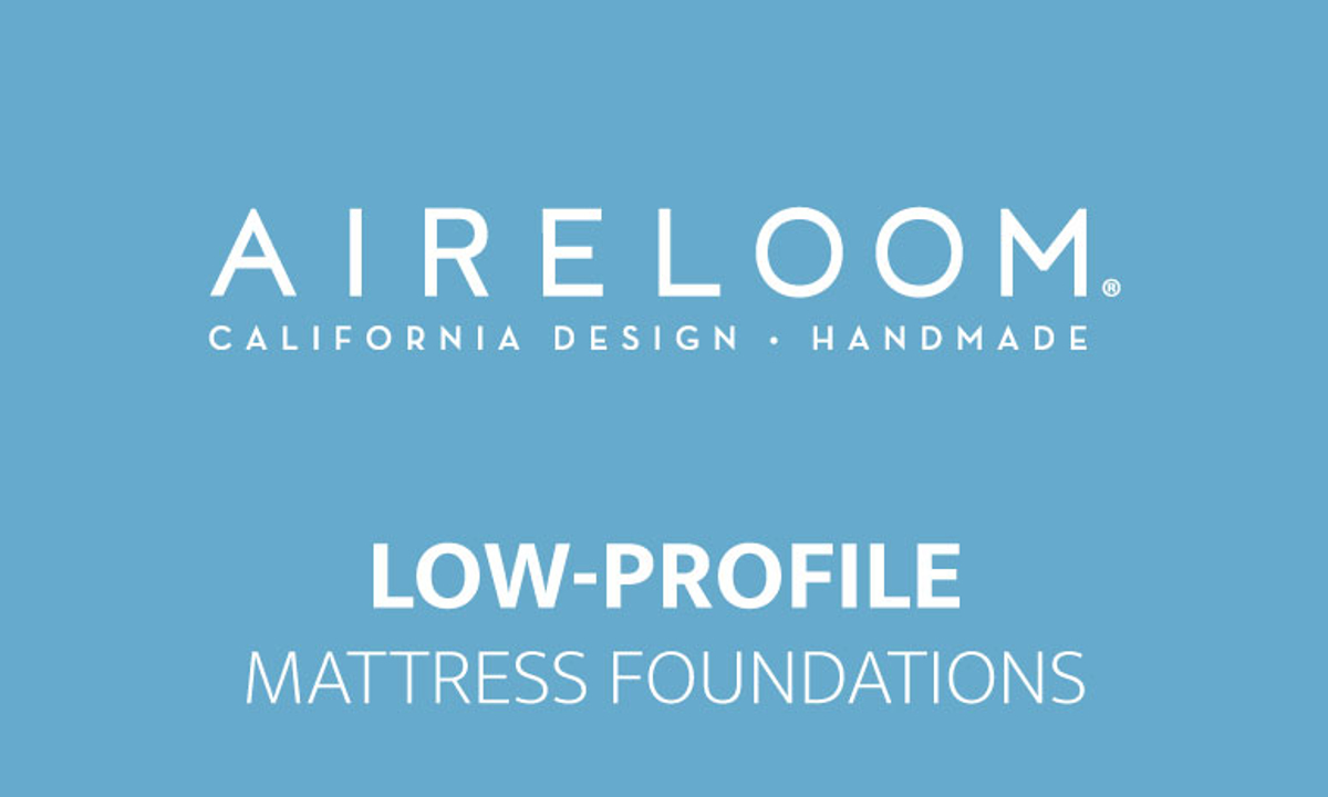 Aireloom Tweed 5-inch Low Profile Foundations