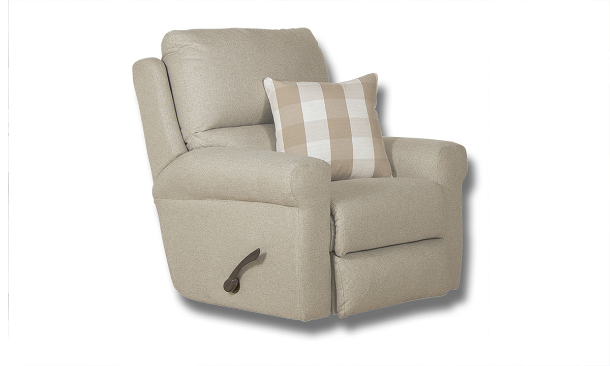 Westport Cream Glider Recliner