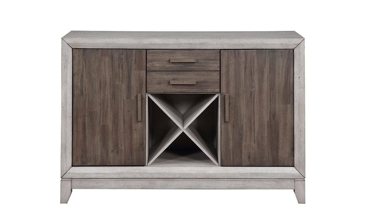 Abacus Alabaster and Honey Sideboard