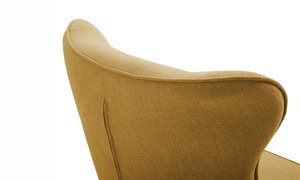 Perry Golden Curry Accent Chair