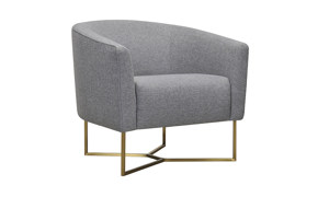 Affordable Violino Pepper Accent Chair from the Uptown collection.