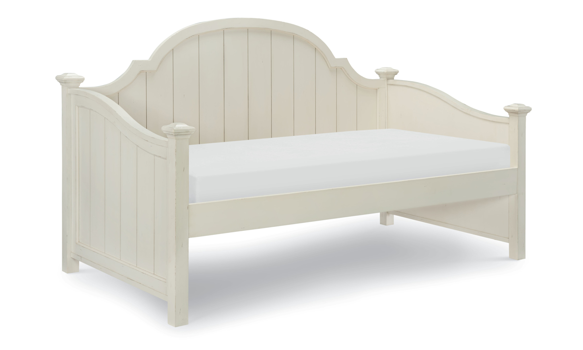 Lakehouse Pebble White Twin Daybed