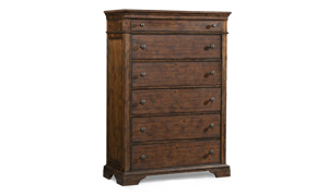 Trisha Yearwood Memphis Coffee 6-Drawer Chest