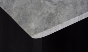 Verona Marble Large End Table