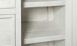 Storage shelves inside the door chest. Shop farmhouse style bedroom storage furniture now on sale.