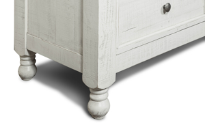 Stone Ivory and Grey Gentleman's Chest. Bedroom storage furniture at outlet prices.