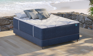 Ernest Hemingway brand luxury Firm Comfort mattresses available in Twin, Full, Queen and King size