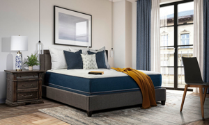 Hemingway firm mattress comes with a 15-year warranty.