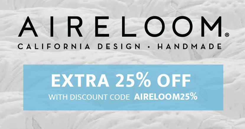 Aireloom 50% Off