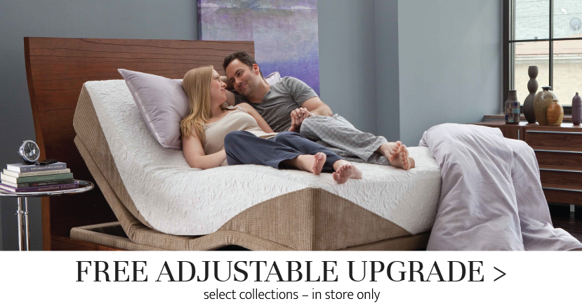 Free Adjustable Upgrade