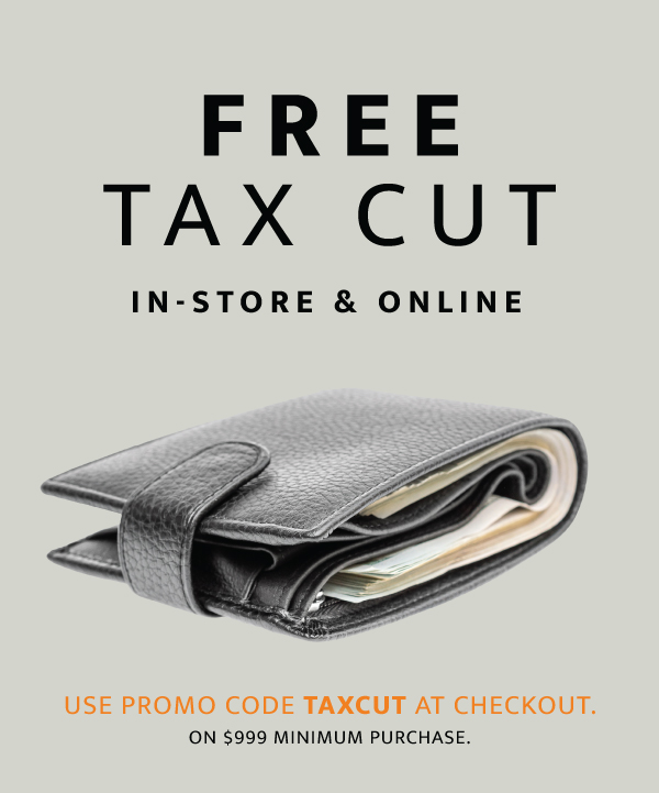 free tax cut in-store and online